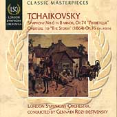 LSO Classic Masterpieces - Tchaikovsky: Symphony no 6, etc