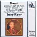 Fortissimo - Mozart: Symphony no 36 & no 39 / Bruno Walter