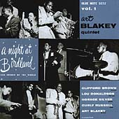 A Night At Birdland Vol. 1 CD