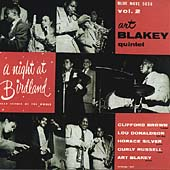 A Night At Birdland Vol. 2 CD