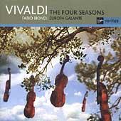 Vivaldi: Four Seasons, etc / Fabio Biondi, Europa Galante[CCCD]