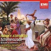 Rimsky-Korsakov: Schererazade, etc / Cluytens, et al