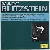 Blitzstein: The Cradle Will Rock, etc