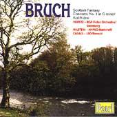 Bruch: Violin Concerto no 1, Scottish Fantasy, Kol Nidrei