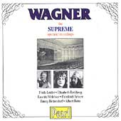 Wagner - The Supreme Operatic Recordings