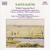 Saint-Saens: Orchestral Works CD