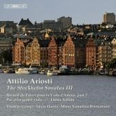 Georgi, Thomas/Harris, Lucas/Kirkby, Emma/A.Ariosti : Stockholm Sonatas Vol.3: No.15-No.21, Cantata