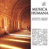 Musica Humana - Festival Musique Medievale Thoronet