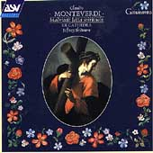 Monteverdi: Madrigali fatta spirituale / Ex Cathedra