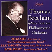 トーマス・ビーチャム/トマス・ビーチャム&ロンドン・フィルハーモニー管弦楽団 Vol.2[WHL042]