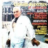 Bernstein in Budapest - Bartok, Bernstein, Brahms