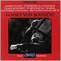 Von Einem: Bruckner Dialog;  Haydn, Schubert / von Matacic