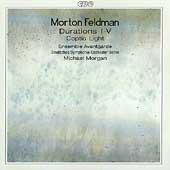 Feldman: Durations 1-V, Coptic Light / Morgan, et al