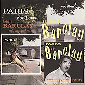 Meet Mr.Barclay / Paris For Lovers CD