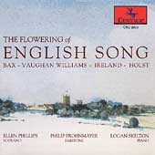 The Flowering of English Song / Frohnmayer, Skelton, et al