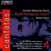 Bach: Cantatas Vol 4 / Suzuki, Bach Collegium Japan