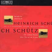 Schuetz: Geistliche Chormusik / Suzuki, Bach Collegium Japan