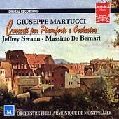 ジェフリー・スワン/マルトゥッチ: ピアノ協奏曲集