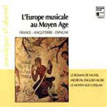 MUSICALEUROPE IN THE MIDDLE AGES