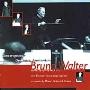 ブルーノ・ワルター/Mahler: Symphony no 4;  Mozart, Brahms, et al / Bruno Walter [M&A1090]