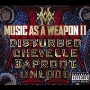 Music As A Weapon II [CD+DVD] [48256]