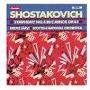 ロイヤル・スコティッシュ・ナショナル管弦楽団/Shostakovich: Symphony no 4 / Jaervi, Scottish National Orch [CHAN8640]