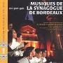 Ferroud/Musiques de la Synagogue de Bordeaux / Richard, Attia, et al [BUD822742]