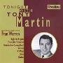 Tony Martin (Jazz Vocal)/Tonight With Tony Martin [CDUS3016]